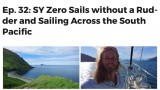 What you always wanted to know.. Listen to the interview at the Slow Boat Sailing podcast!
